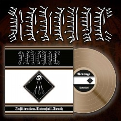 Revenge - Infiltration.Downfall.Death., LP