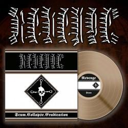 Revenge - Scum.Collapse.Eradication., LP