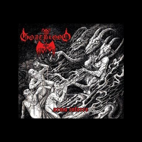 Goatblood - Arma Inferre, Digi CD