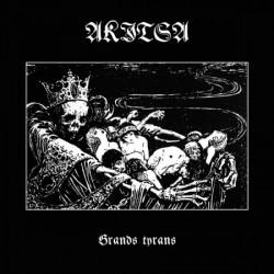Akitsa - Grands Tyrans, LP