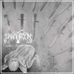 Panopticon - Social Disservices, LP