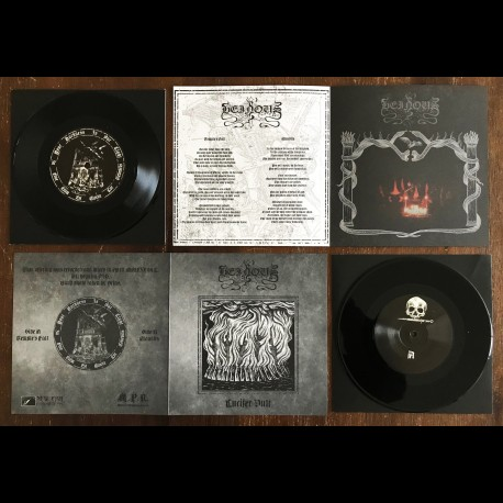 Heinous - Lucifer Vult, EP