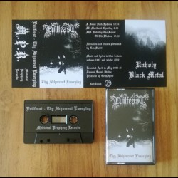 Evilfeast - Thy Abhorrent Emerging, Tape