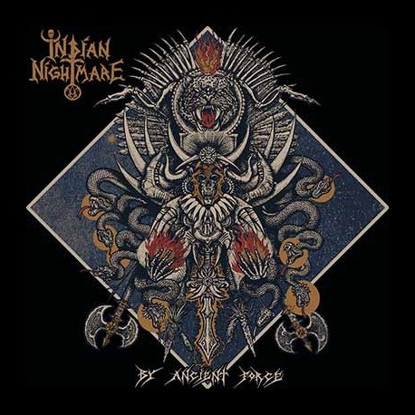 Indian Nightmare - By Ancient Force, LP
