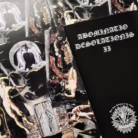 Abominatio Desolationis II, Zine