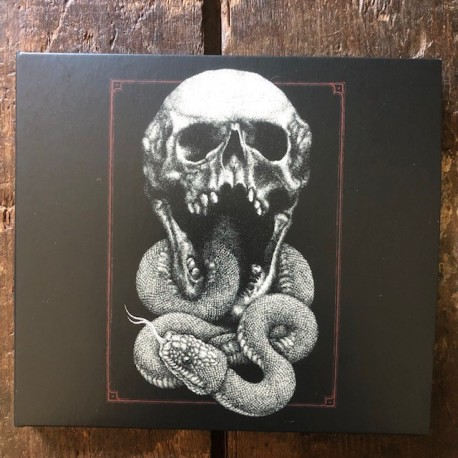 Sinmara - Aphotic Womb, CD