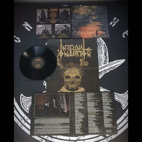 Infernal Conjuration - Infernale Metallum Mortis, LP