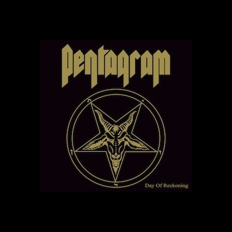 Pentagram - Day of Reckoning, LP