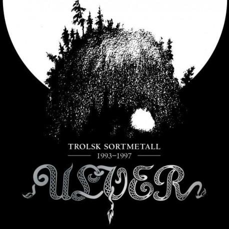 Ulver - Trolsk Sortmetall 1993 – 1997, 4-CD Box