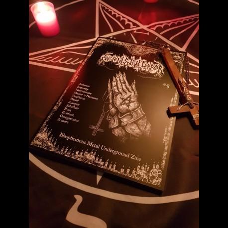 Ancient Spirit Terror #5, Zine