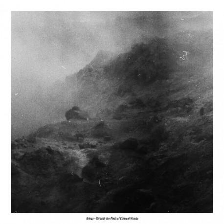 Kringa - Through The Flesh Of Ethereal Wombs, 10'' MLP