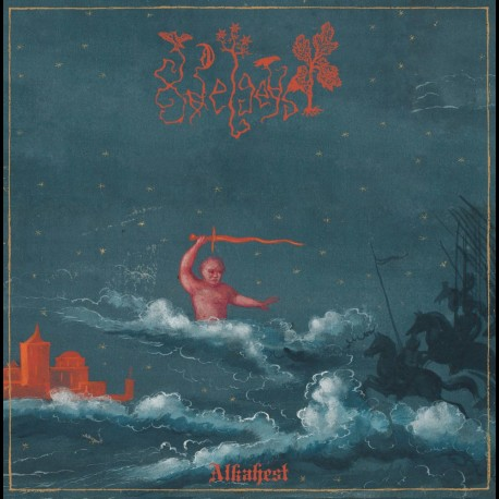 Kvelgeyst - Alkahest, CD