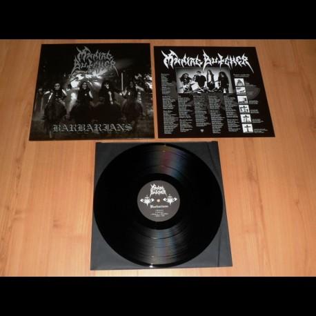 Maniac Butcher - Barbarians, LP