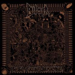 Bütcher - Bestial Fukkin' Warmachine, LP