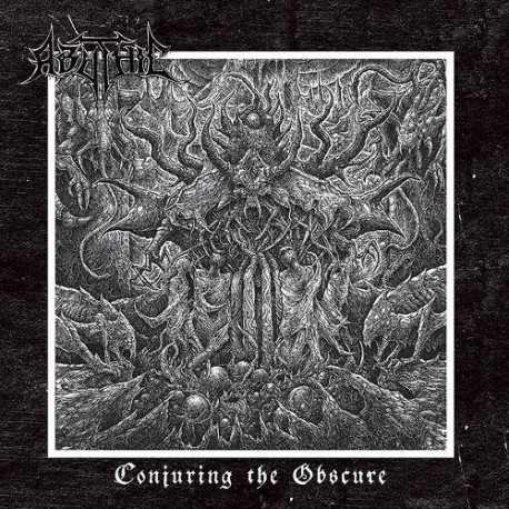 Abythic - Conjuring the Obscure, CD