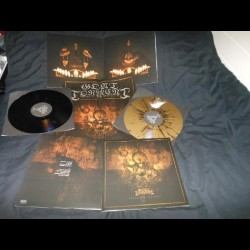 Goat Torment - Dominande Tenebrae, LP (gold with black splatter)