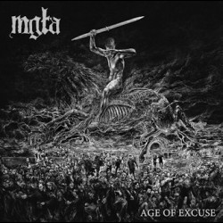 Mgła - Age of Excuse, CD