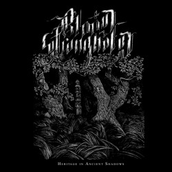 Blood Stronghold - Heritage in Ancient Shadows, MLP (black)