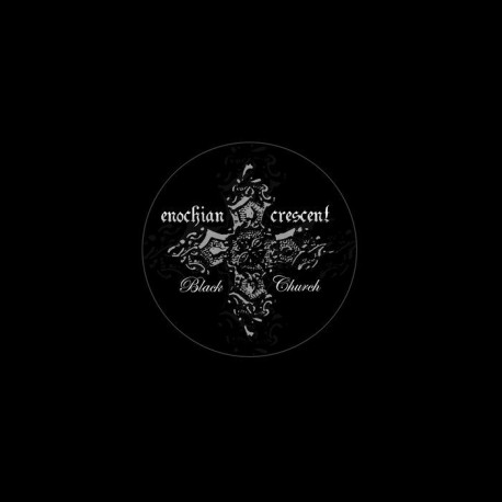 Enochian Crescent - Black Church, Digi CD