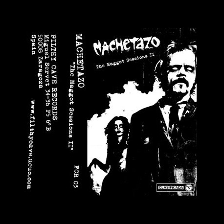 Machetazo - The Maggot Sessions II, Tape