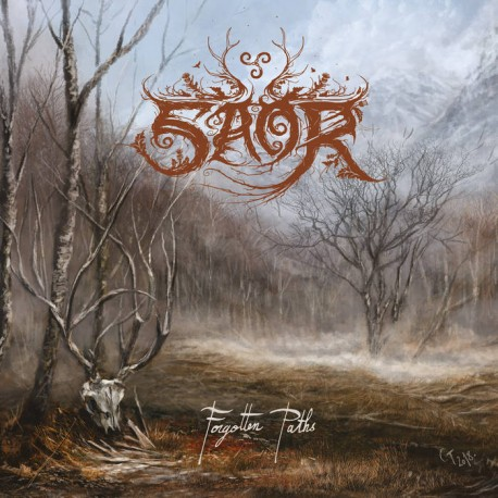 Saor - Forgotten Paths, Digi CD
