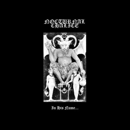 Nocturnal Chalice - In His Name..., LP