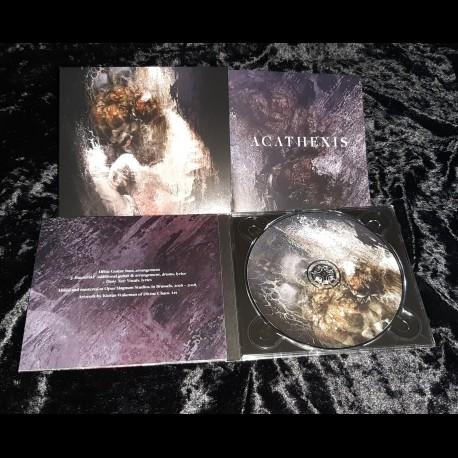 Acathexis - s/t, Digi CD
