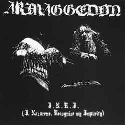 Armageddon - I.N.R.I., Digi CD