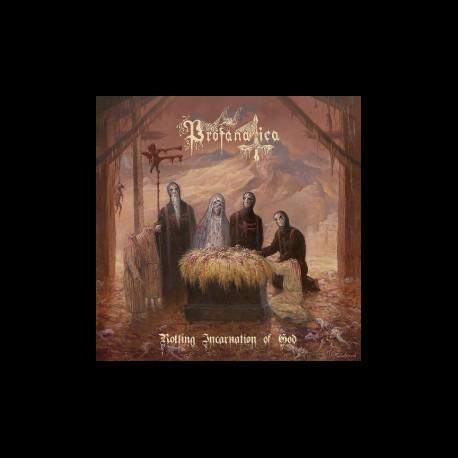 Profanatica - Rotting Incarnation of God, CD