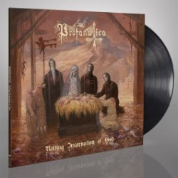 Profanatica - Rotting Incarnation of God, LP (black)