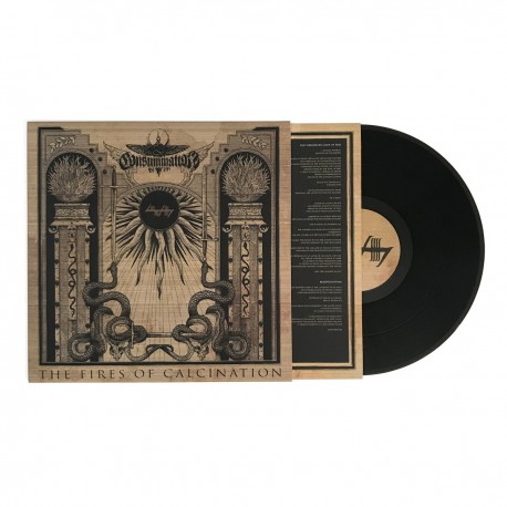 Consummation - The Fires of Calcination, LP