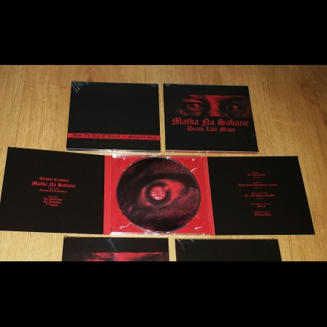 Death like Mass - Matka Na Sabacie, Digi CD