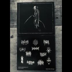 V.A. - Les Fleurs du Mal ~ USBM Compilation, Digi CD