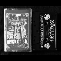 Nözaakr - Animae Damnatorum, Tape