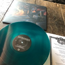 Kosmokrator - Through Ruin...Behold, LP (turquoise)