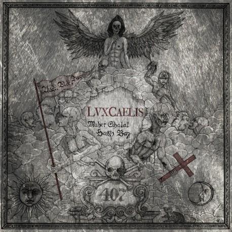 LvxCælis - Maher Shalal Hash Baz, CD
