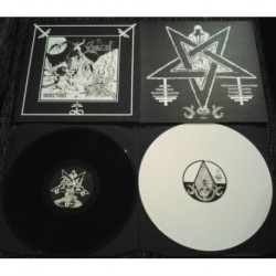 Azaxul - Horend Furies, LP (white)