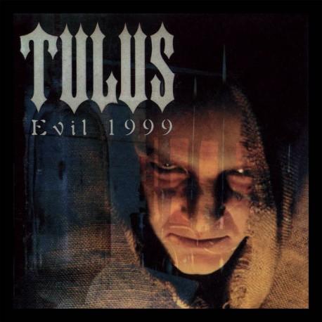 Tulus - Evil 1999, LP (transparent yellow)