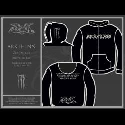 Arkhtinn - Logo, Zip-Jacket