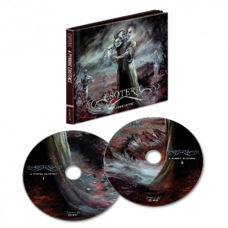 Esoteric - A Pyrrhic Existence, 2-CD Digibook