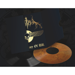 Zemial - For the Glory of UR, LP (black)