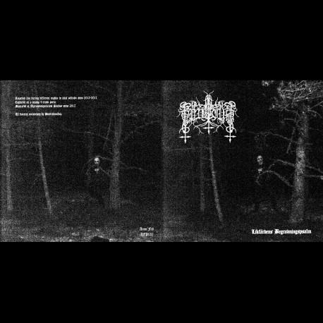 Muvitium - Likfärdens Begravningspsalm,LP