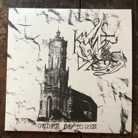 Kwade Droes - Onder de Toren, LP