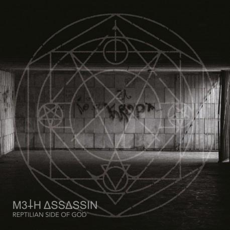 Meth Assassin - Reptilian Side of God, Digi CD