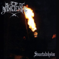 Ancient - Svartalvheim, Tape