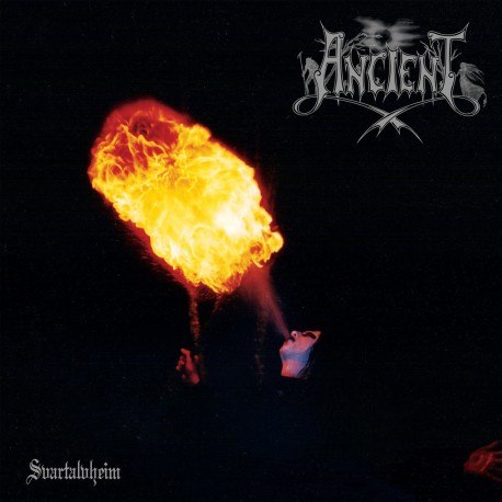 Ancient - Svartalvheim, LP