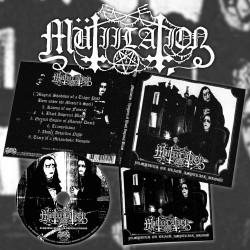 Mutiilation - Vampires Of Black Imperial Blood, Digi CD