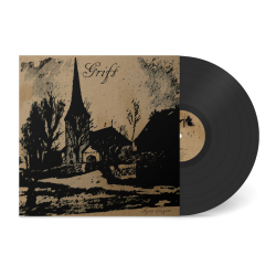 Grift - Fyra elegier, LP
