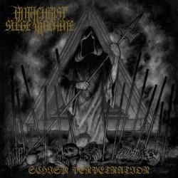 Antichrist Siege Machine - Schism Perpetration, LP