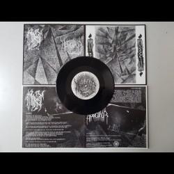 Morast / Vidargängr - Split, EP